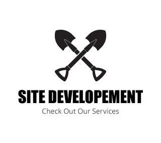 Site Development - Check out our services